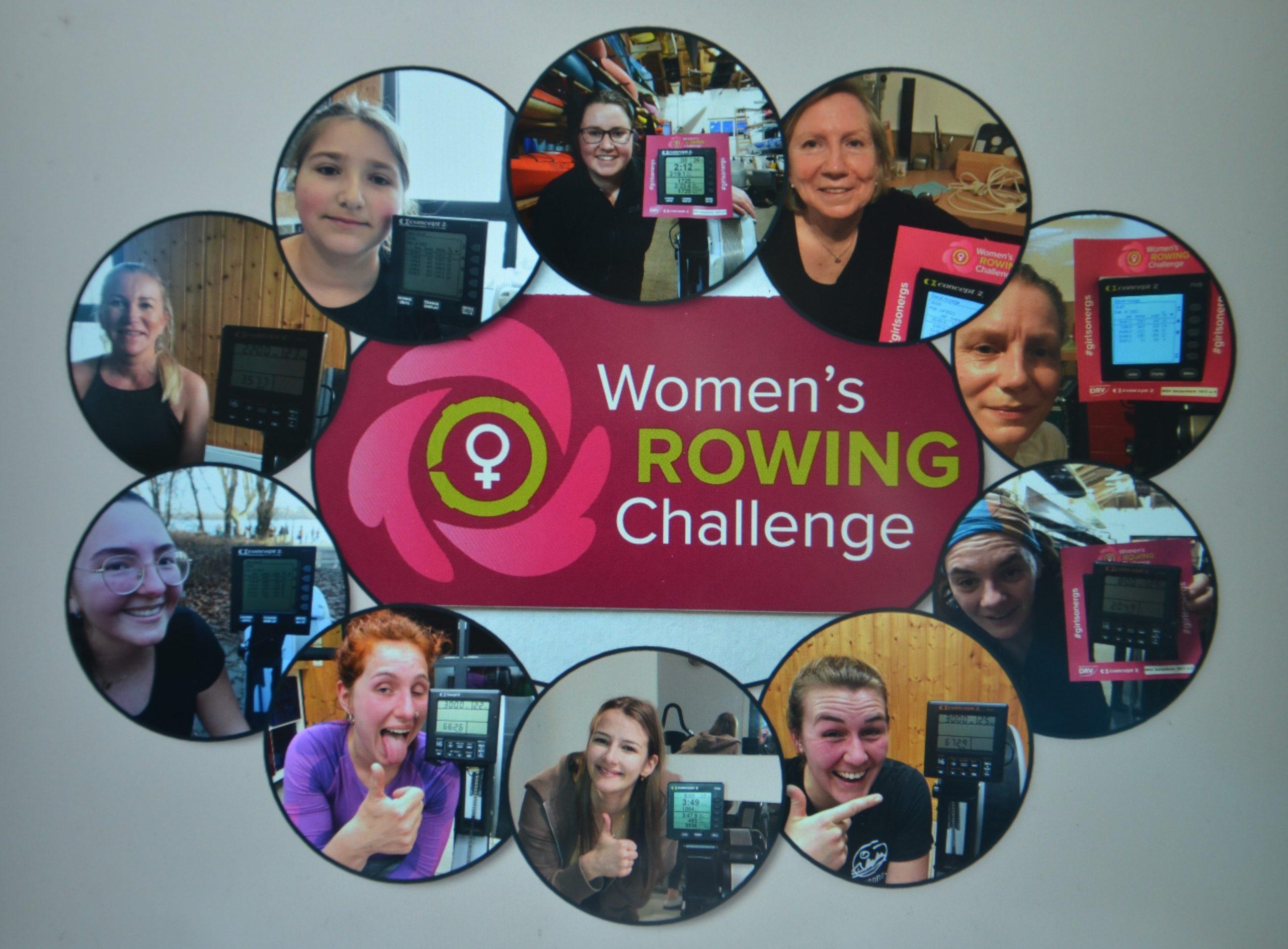 Women's Rowing Challenge